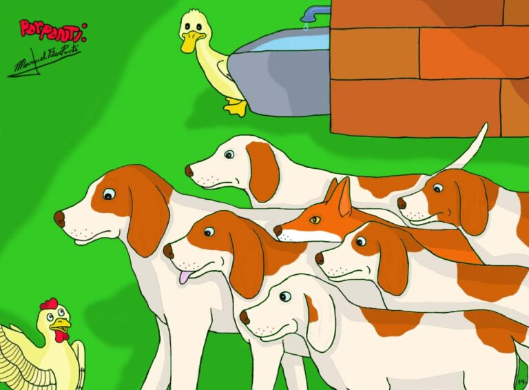 Foxhounds…